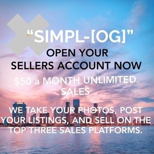 SELL WITH SIMPL-[OG] WE SELL YOU GET PAID.